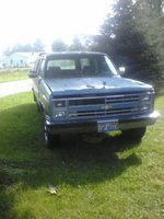 1986 Chevrolet Suburban Picture Gallery