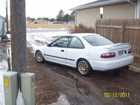 1994 Honda Civic Coupe DX, if you know anything about a-town the location of this pic should be real easy to find, exterior