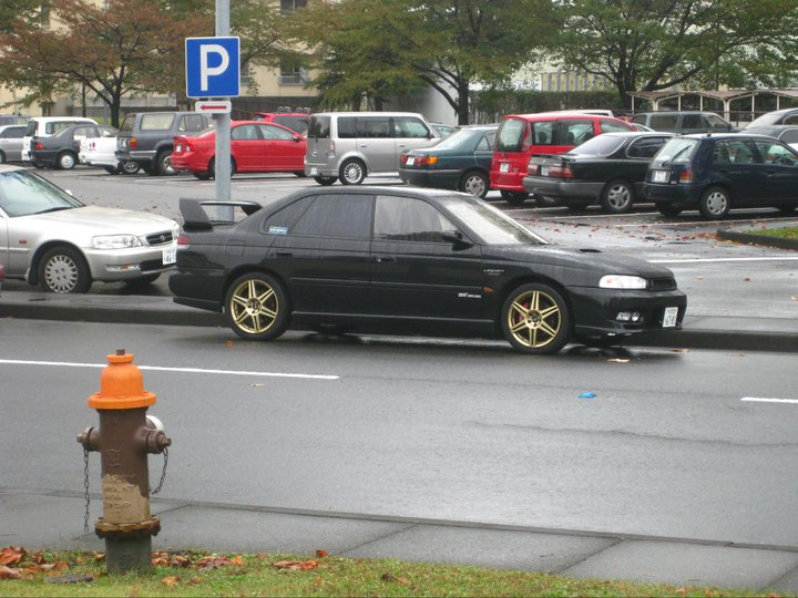 Picture of 1996 Subaru Legacy