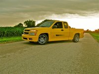 2006 Chevrolet Colorado LS Extended Cab, IMG_0003, exterior