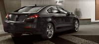 2012 Acura TL, Back View. , exterior, manufacturer