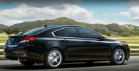 2012 Acura TL, Side View. , exterior, manufacturer