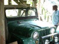 1967 Jeep CJ5 Overview
