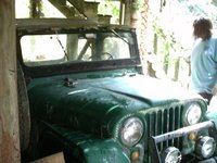 1967 Jeep CJ5 Overview