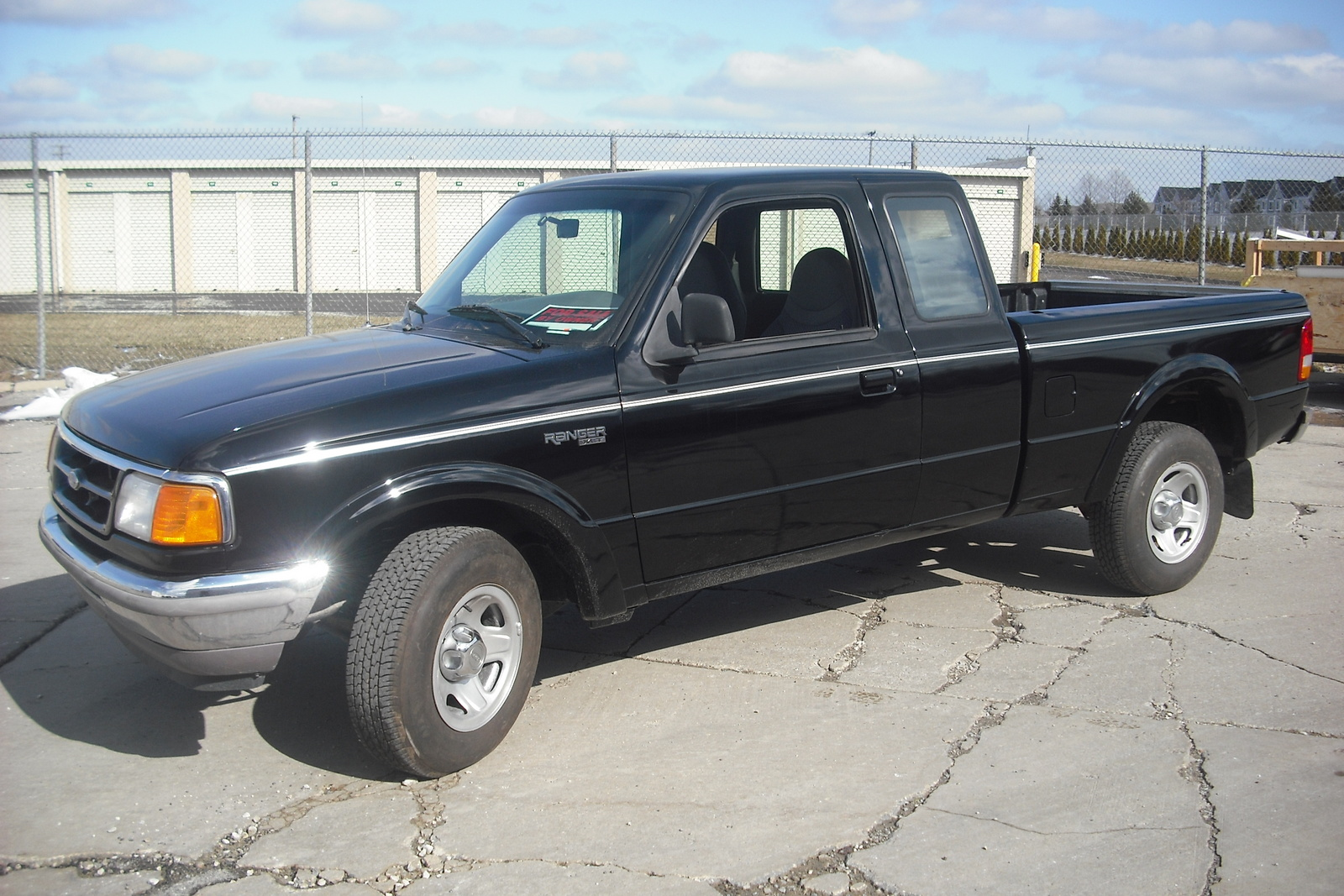 1997 ford ranger exterior pictures cargurus. Black Bedroom Furniture Sets. Home Design Ideas