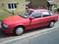 1993 Vauxhall Cavalier Overview