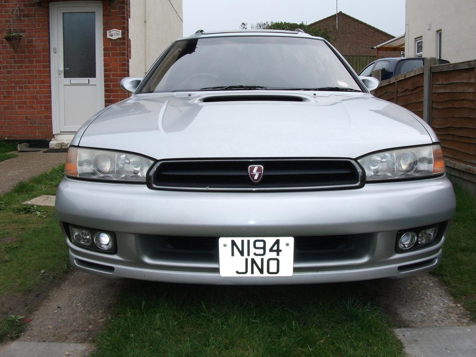 1996 Subaru Legacy Photos, Informations, Articles ...   1996 Subaru Legacy
