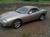 Picture of 1997 Jaguar XK-Series XK8 Convertible, gallery_worthy
