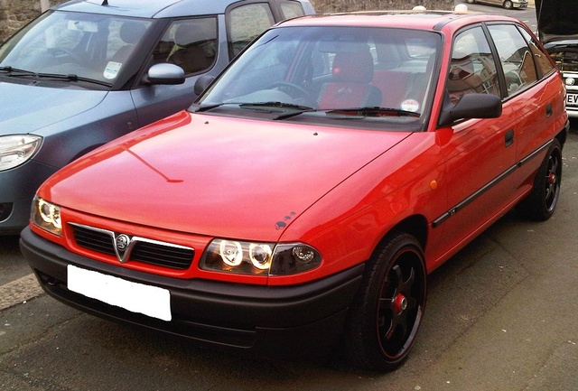 Picture of 1995 Vauxhall Astra, exterior, gallery_worthy