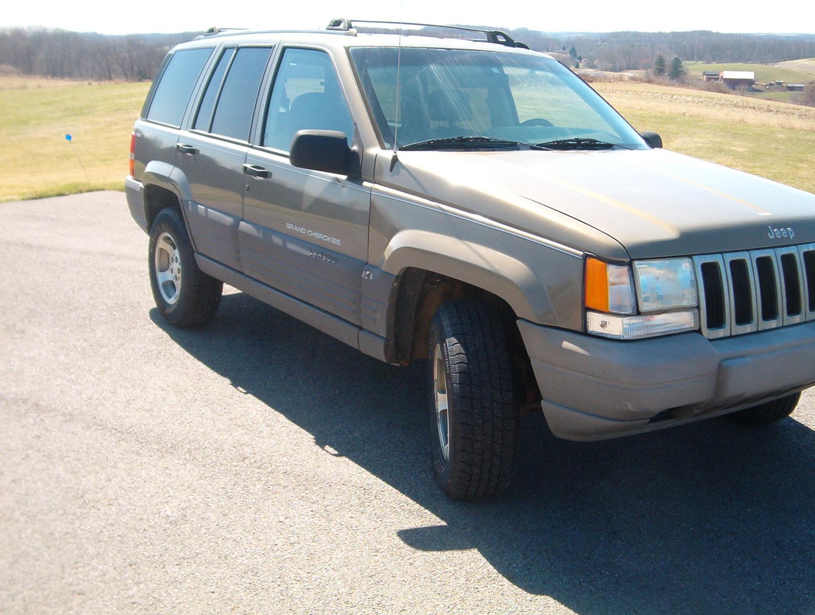 1996 jeep grand cherokee exterior pictures cargurus - 1996 jeep grand cherokee interior ...