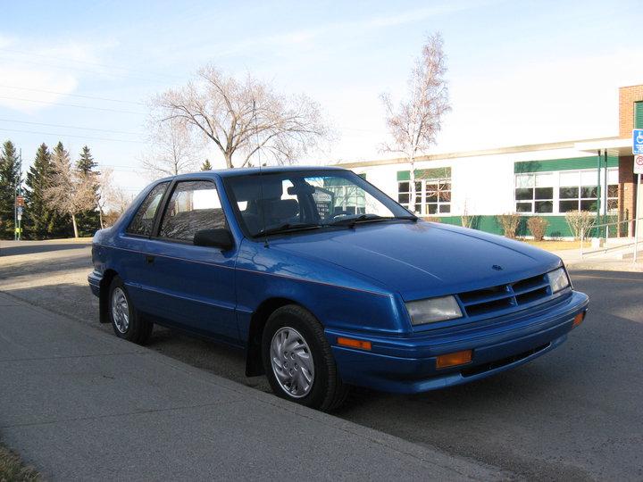 Dodge Shadow Dr Es Hatchback Pic on 1987 Dodge Ram 2500 Reviews