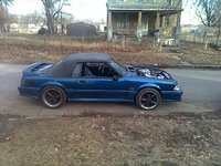 Picture of 1989 Ford Mustang LX 5.0L Convertible, exterior, gallery_worthy