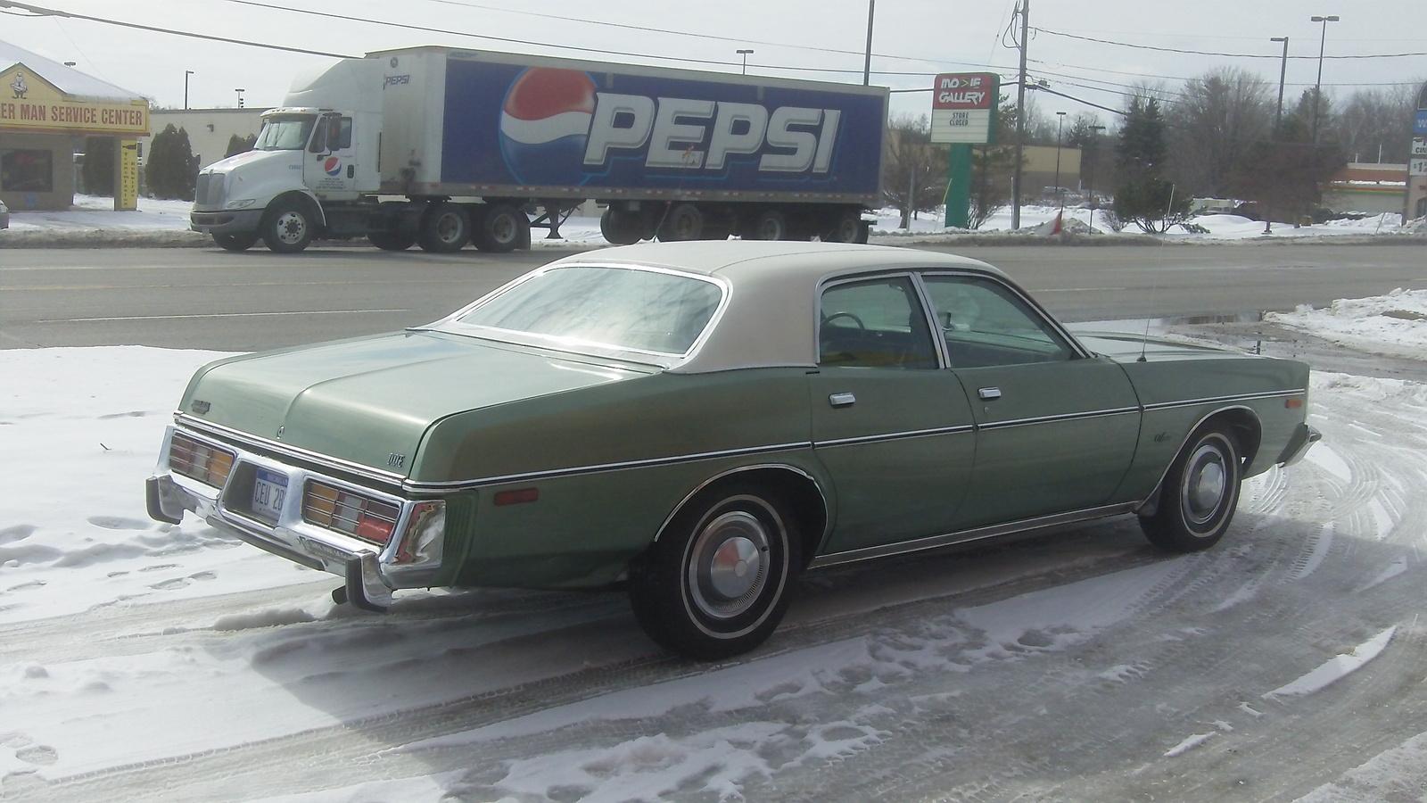 1977 Dodge Monaco Classic Automobiles
