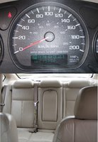 2004 Chevrolet Impala LS picture, interior
