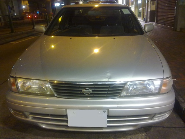 Picture of 1997 Nissan Sunny
