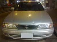 1997 Nissan Sunny Overview