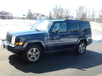 2006 Jeep Commander Base 4X4 picture, exterior
