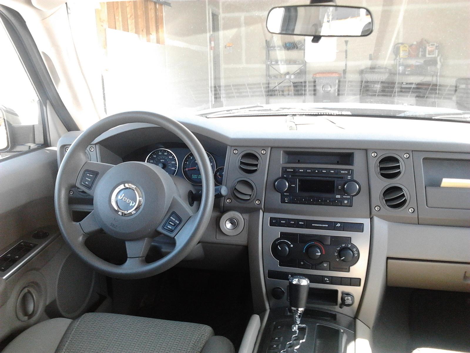 2006 Jeep Commander Interior Pictures Cargurus