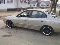 2003 Hyundai Elantra GT, New rims!, exterior