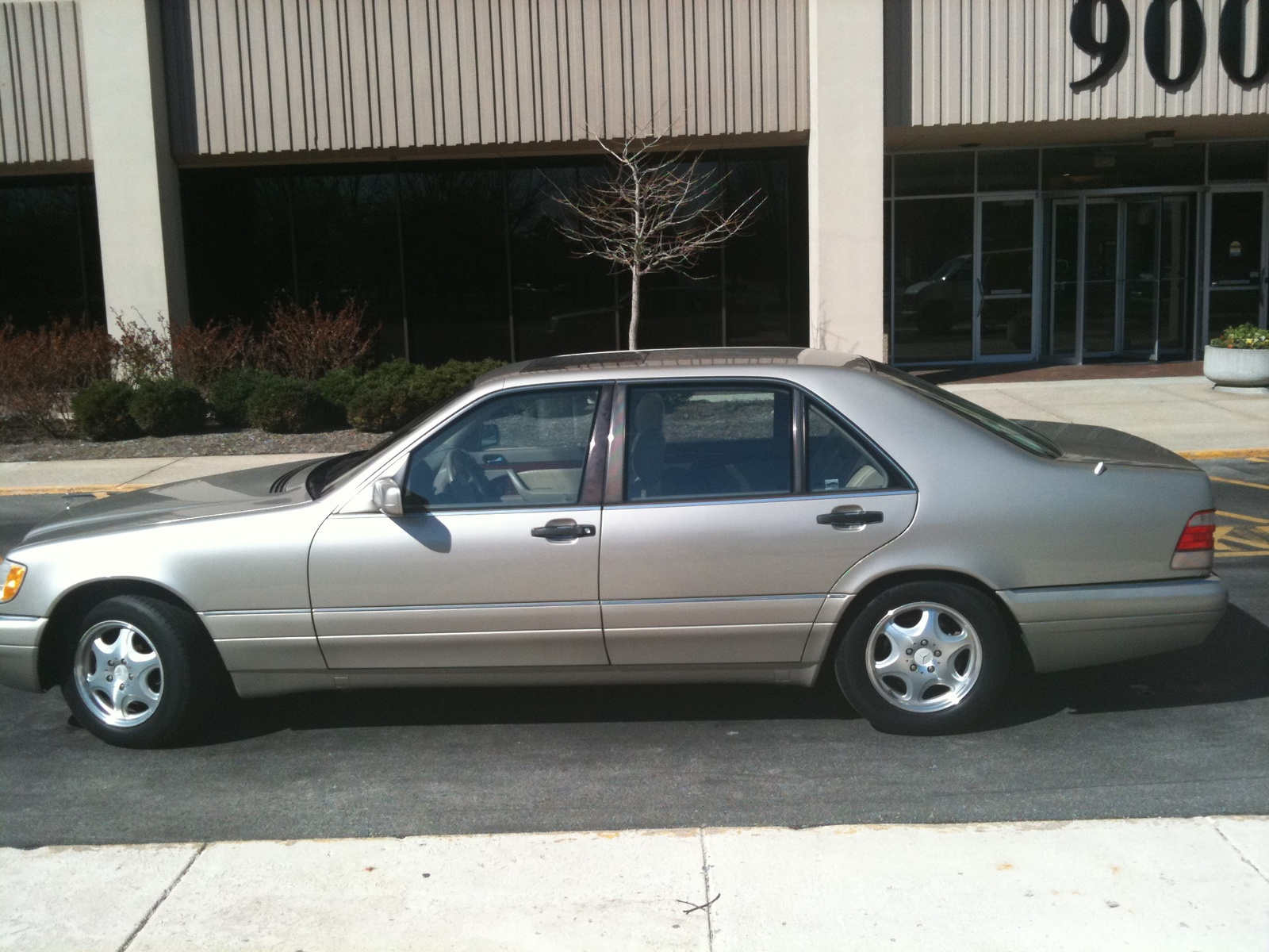 Picture of 1999 mercedes benz s class 4 dr s320 lwb sedan for 1999 mercedes benz s class