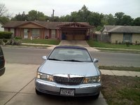 Picture of 1998 Lincoln Continental FWD, exterior, gallery_worthy