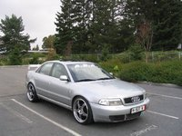 1997 Audi A4 2.8 Quattro, found this old pic... i miss driving her....  she'll be alive again some day :/, exterior