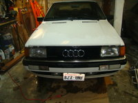 1986 Audi 4000 Overview