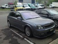 2005 Opel Vectra, Jetzt widr mit de Summergümmi underwägs, gseht scho viel besser us mit de Alu-Finkli :-)  Mal luege, eventuell folged das jahr no schöni 18ner für de summer ;-), exterior, gallery_wo...