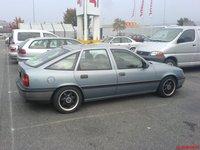 1993 Opel Vectra, Ja, de Schwerpunkt hemmer chli nach une versezt. Lied wüki schön uf de Strass.., exterior, gallery_worthy