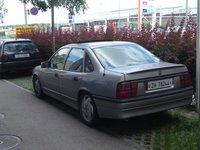 1993 Opel Vectra, .. en Wolf im Schafspelz :-), exterior