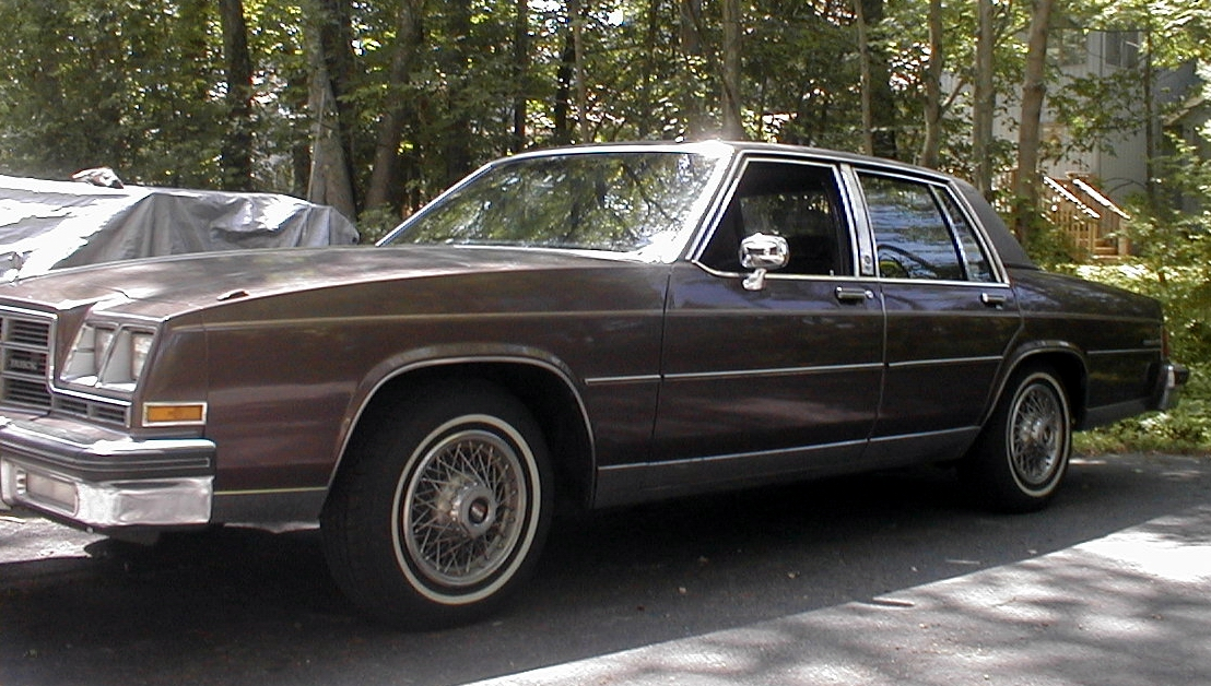 1983 Buick LeSabre picture, exterior