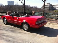 1990 Cadillac Allante, this is my 89 Allante with 74,000 miles and I live in Tulsa, Oklahoma, exterior, gallery_worthy