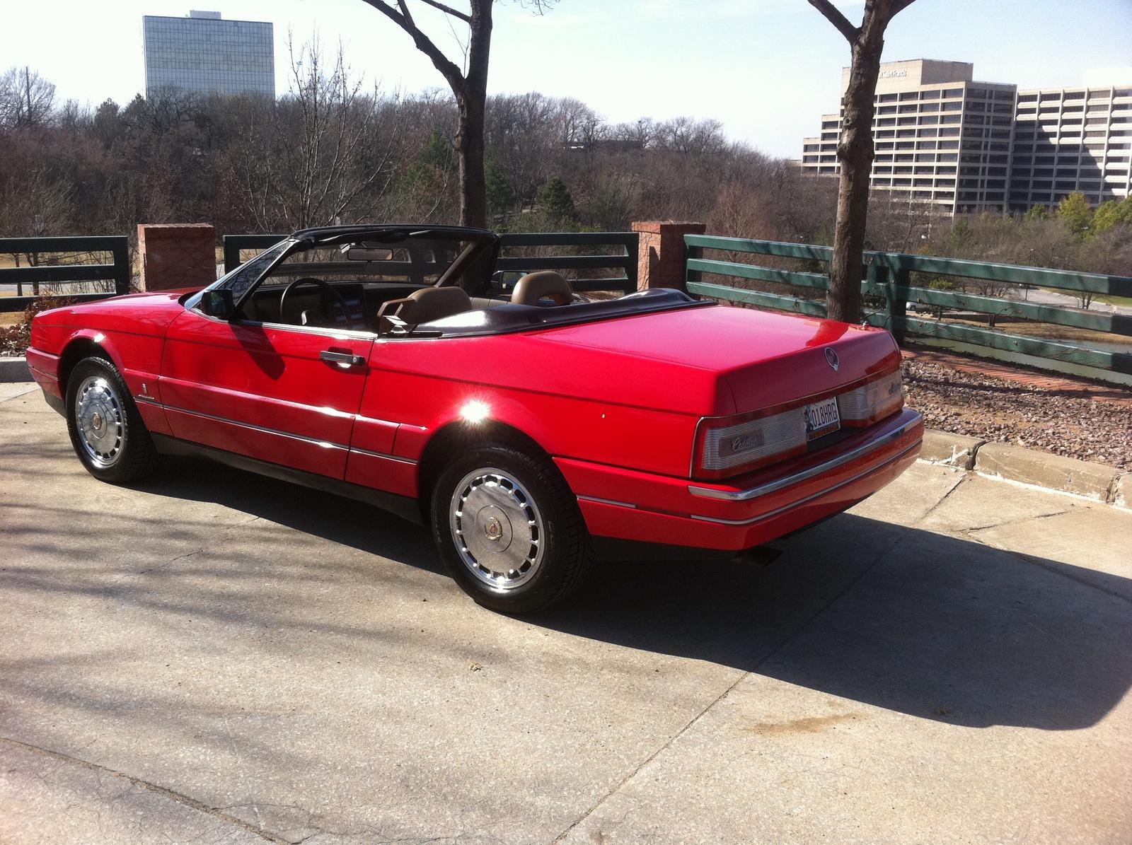 1990 Cadillac Allante Overview Cargurus