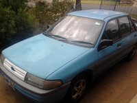 1991 Ford Laser Picture Gallery