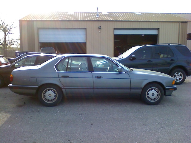 1991 BMW 7 Series 735i, Bmw 735i for sale looking for a good home., exterior