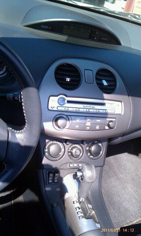 2008 Mitsubishi Eclipse Spyder GT - Pictures - 2008 Mitsubishi Eclipse ...