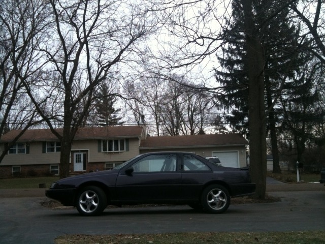 Picture of 1996 Chevrolet Beretta 2 Dr STD Coupe