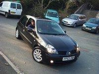 2003 Renault Clio, The Ninja :), exterior
