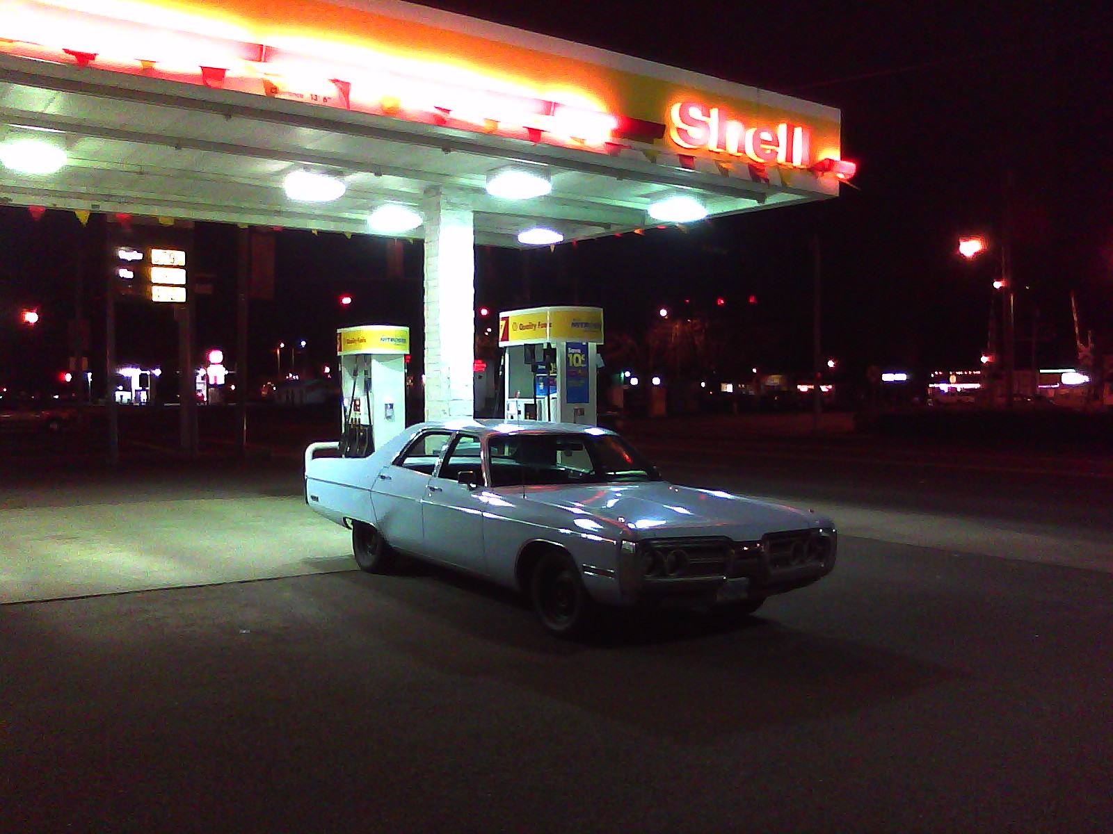 1972 Plymouth Fury picture, exterior