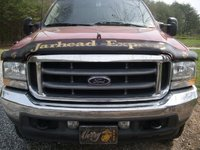 2003 Ford F-250 Super Duty Lariat Crew Cab SB, Dad's truck, 4 dr xlt, , exterior, gallery_worthy
