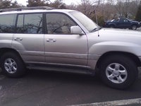 Picture of 1999 Toyota Land Cruiser 4WD, exterior