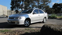 2002 Nissan Pulsar Picture Gallery