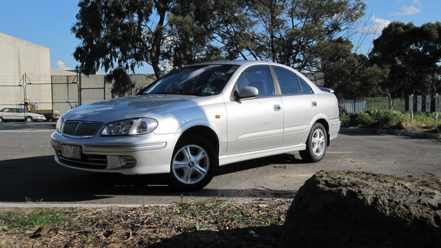 Picture of 2002 Nissan Pulsar