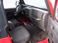 Picture of 2006 Jeep Wrangler X, interior