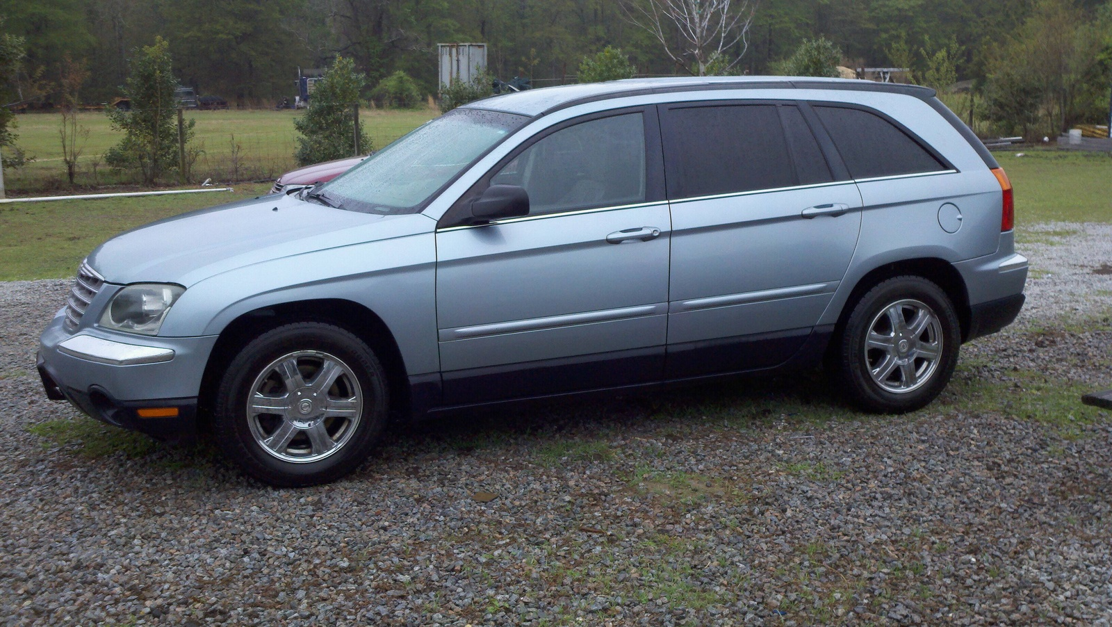 2004 Chrysler Pacifica - Pictures - Picture of 2004 Chrysler Pacif ...