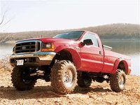 Foto de un 2000 Ford F-250 Super Duty, exterior, gallery_worthy