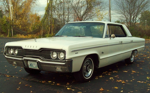 1966 dodge polara - overview