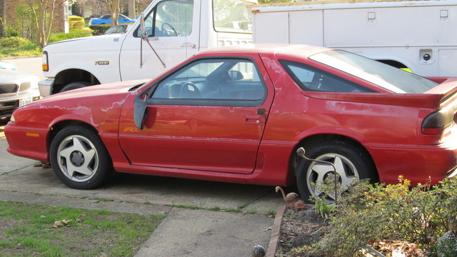 Picture of 1993 Dodge Daytona 2 Dr IROC Hatchback