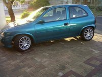 Picture of 1997 Opel Corsa, exterior, gallery_worthy