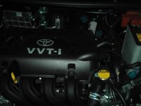 2008 Toyota Yaris Base 2dr Hatchback, 2008 Toyota Yaris Hatchback picture, engine